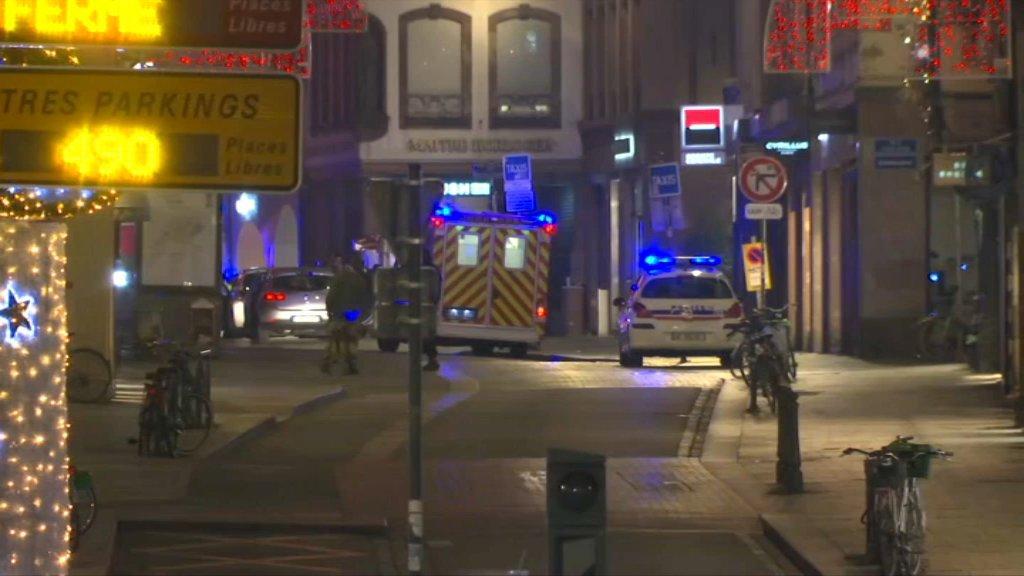 Fusillade à Strasbourg : le point sur l'enquête