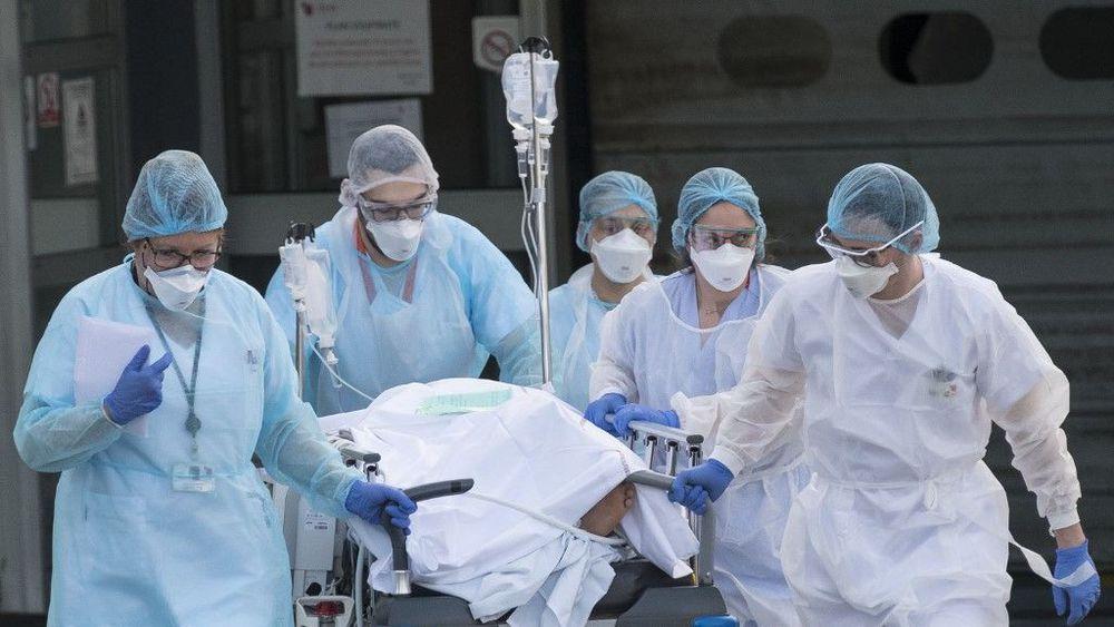 France - Coronavirus: 2314 personnes décédées depuis le début de la pandémie